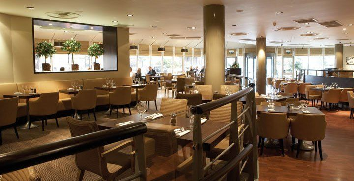 Tower Bridge Restaurants - The Tower Hotel London