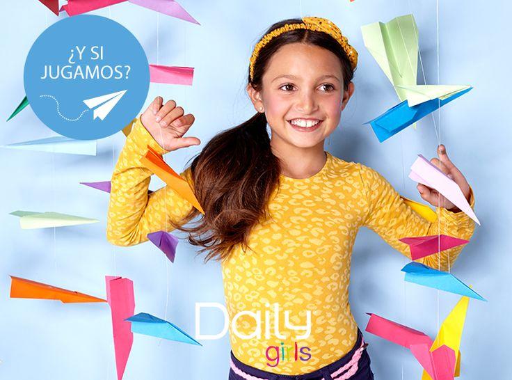 ¿Y si jugamos? Daily Girls invierno 2014.