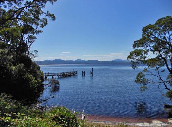 Ancestors - Sarah Island, Strahan, west coast of Tassie. Article and photo by Jennifer Molloy for www.think-tasmania.com
