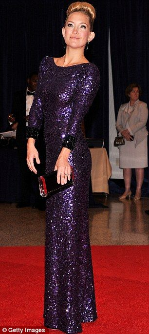 #kate_hudson wore her Barack Ears to the White house !! :)