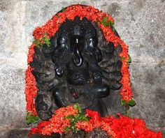 Shri Ganesh! Panchamukha (5 faced) Ganesha, Karnataka