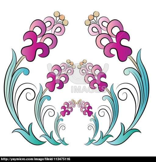 Osmanlı sanatında üç çiçekler