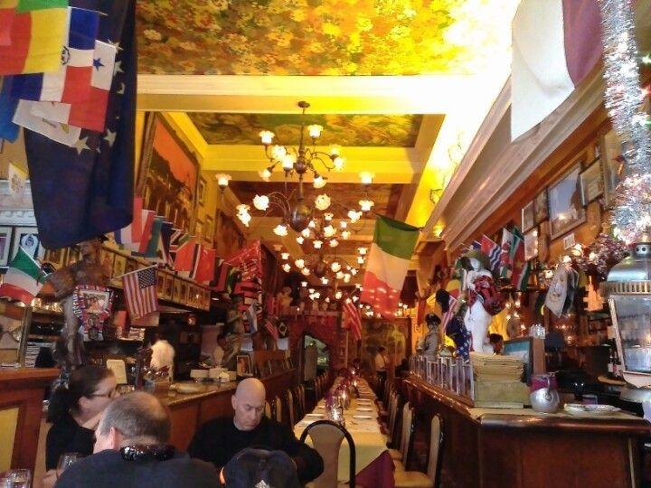 Mona Lisa Restaurant. 353 Columbus Ave San Francisco, CA