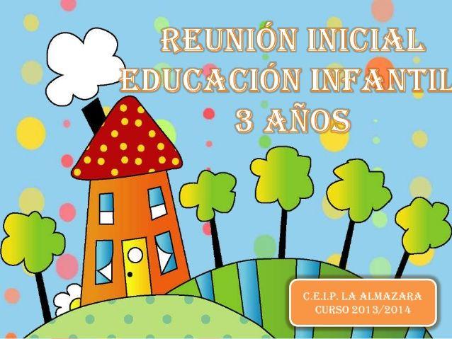 Reunión inicial by Raquel Millán Montuenga via slideshare