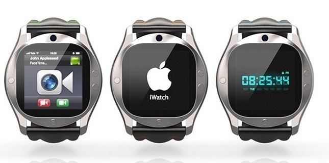 """Une montre connectée pourrait """"combler un trou béant dans l'écosystème d'Apple"""" et faire entrer la pomme dans un marché juteux : l'""""informatique portatif""""."""