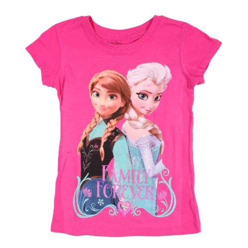 Disney Frozen - clothing is all the rage among the youngsters