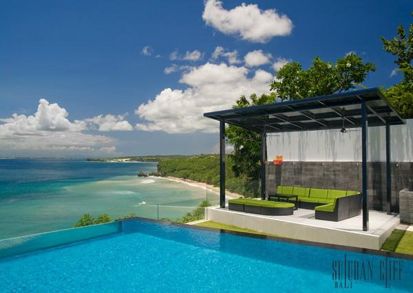 Luxury Oceanview Villa in Bali l Suluban Cliff Bali Villa l Oceanfront