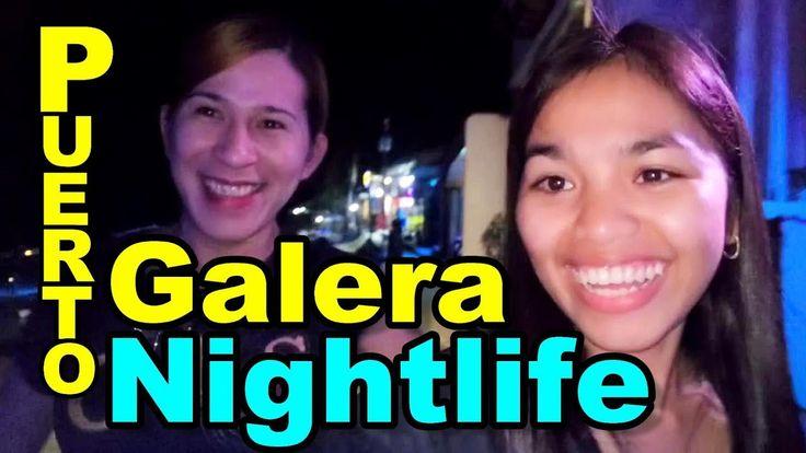 Nightlife Puerto Galera Mindoro Philippines