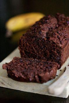 Cake «healthy» très chocolat | Cuisine en Scène, le blog cuisine de Lucie Barthélémy - CotéMaison.fr