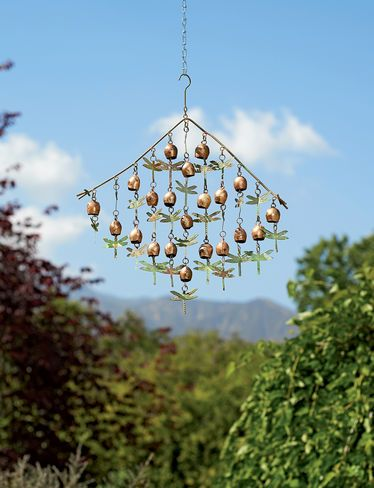 Dragonflies and Bells Wind Chimes