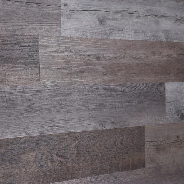Reclaimed Wood Look Peel And Stick Wall Planks Reclaimed Wood Wallpaper Wood Wallpaper Wood Wallpaper Bedroom