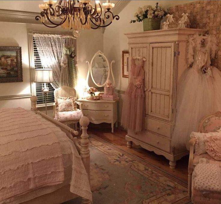 33 best shabby chic schlafzimmer images on pinterest. Black Bedroom Furniture Sets. Home Design Ideas