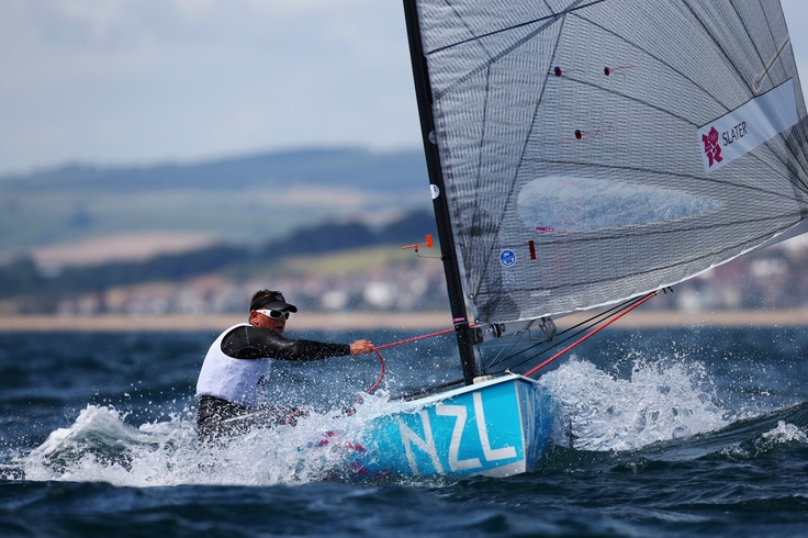 Sail Away  (Photo by Clive Mason/Getty Images): Olympics Photo