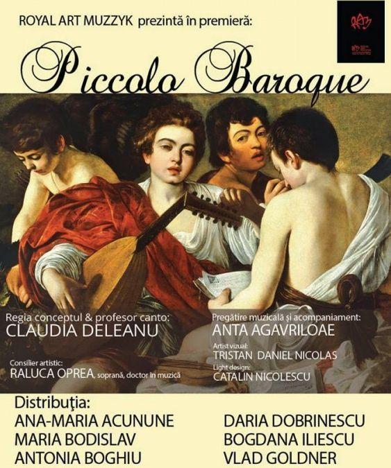 Sambata, 5 Decembrie 2015, ora 18:30, Opera Comica pentru Copii, Foaierul Alb,Bucuresti ( Calea Giulesti nr. 16)