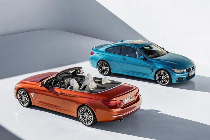 BMW 4 小改款圖2
