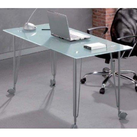 Mesa de escritorio de despacho XATE practica y bonita para utilizarla en tu trabajo,despacho,oficina o estudio sin duda esta es la mesa que buscabas tanto por su calidad como por su precio.