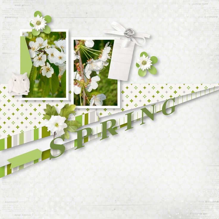 """MBC April 2018 template"""" by Scrapping with Liz, http://www.scrappingwithliz.com/2018/04/mbc-april-2018.html ,kit """"MiniBoo 6"""" by BooLand Designs"""