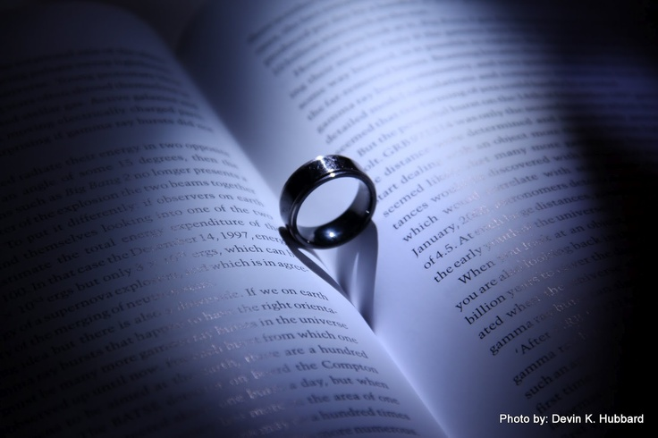 Words, rings and hearts