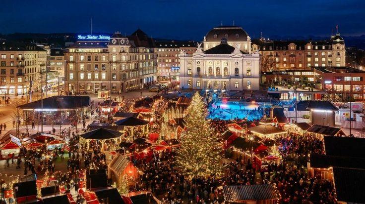 Γιορτές στο Πανόραμα Ελβετίας- 5 ημέρες – Antaeus Travel | Γραφείο Γενικού Τουρισμού Switzerland Xmas Christmas Holidays antaeustravel
