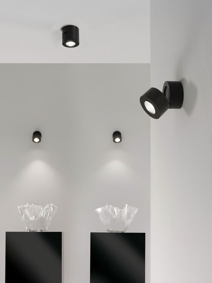 LED wall-mounted spotlight FAVILLA Mind-Led Line by AXO LIGHT   design Manuel Vivian