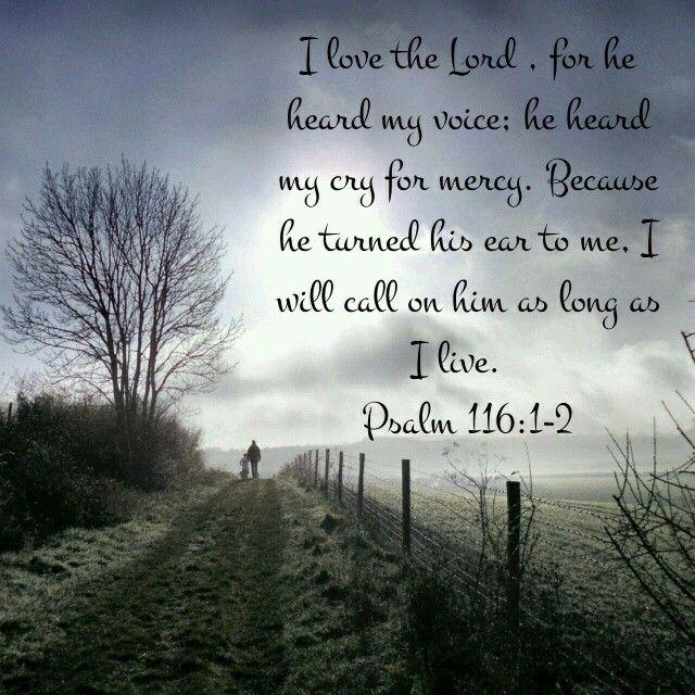25  best ideas about psalm 116 on pinterest