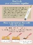 A complete guide on the right way to eat sushi!