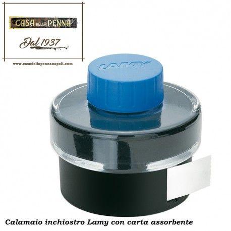 Inchiostro #Lamy con carta assorbente inclusa #CasadellaPenna1937 #ink #color #gift #inchiostrostilografico #blu #verde #blunero #turchese #rosso #nero @lamy_official http://www.casadellapennanapoli.com/lamy/234-ink-t52-lamy-con-carta-assorbente.html#/141-colori-blu