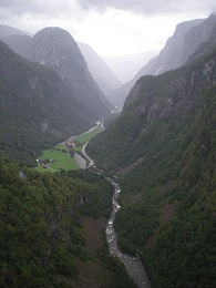 Fiordos Noruegos. Viaje en Septiembre del 2010. Naturaleza en estado salvaje