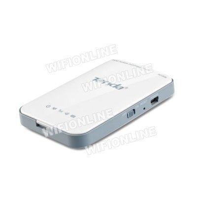 Mini router TENDA 3G150B 3G Mobile Wireless-N Router con batería interna Acabamos de renovar nuestras ofertas de la semana. Empezamos por este mini router de la marca TENDA. Con batería interna.