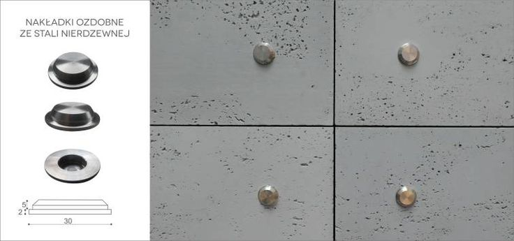 Beton architektoniczny na ściany, płyty z betonu architektonicznego, montaż - Luxum Kraków