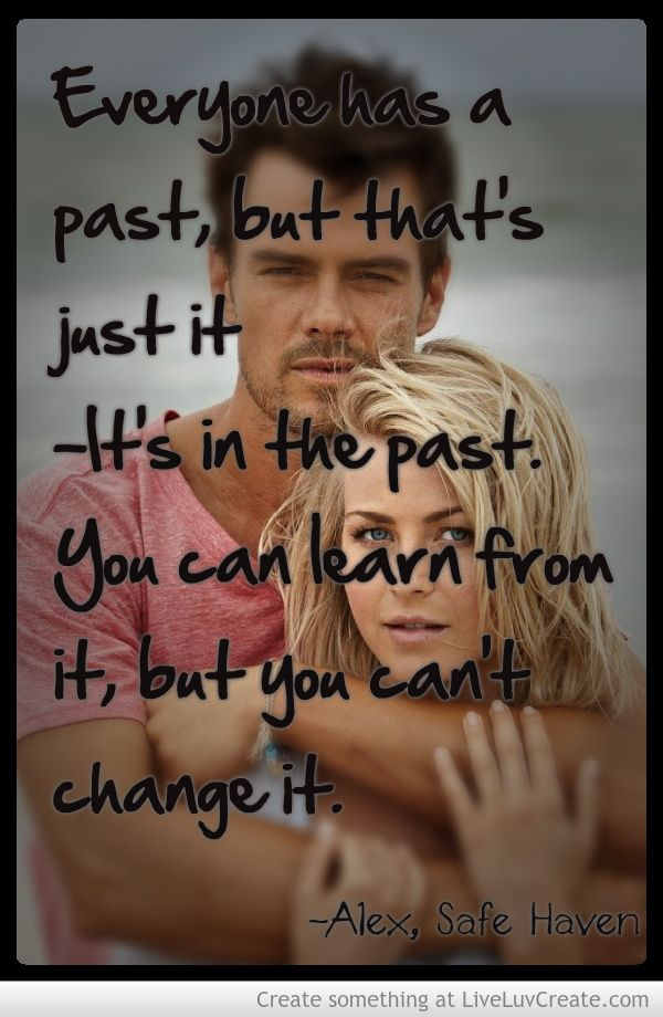 Safe Haven quote