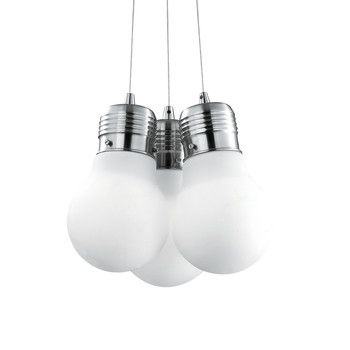 Lampa wisząca Crido Triple Idea   Bonami