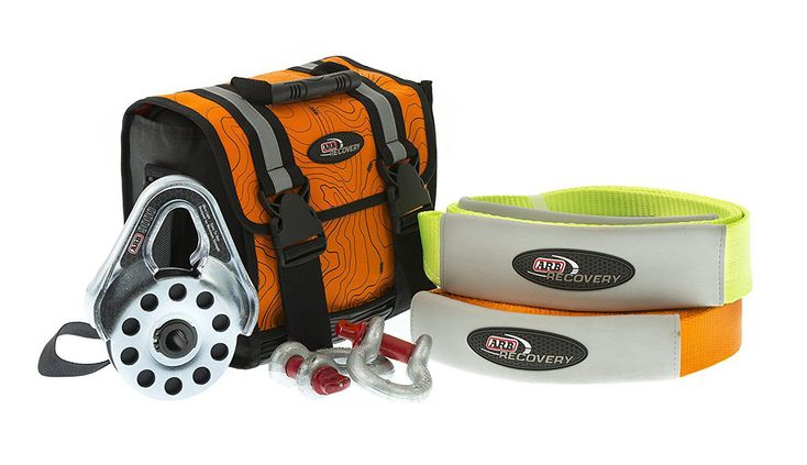 ARB 4x4 Accessories RK11 Essentials Recovery Kit