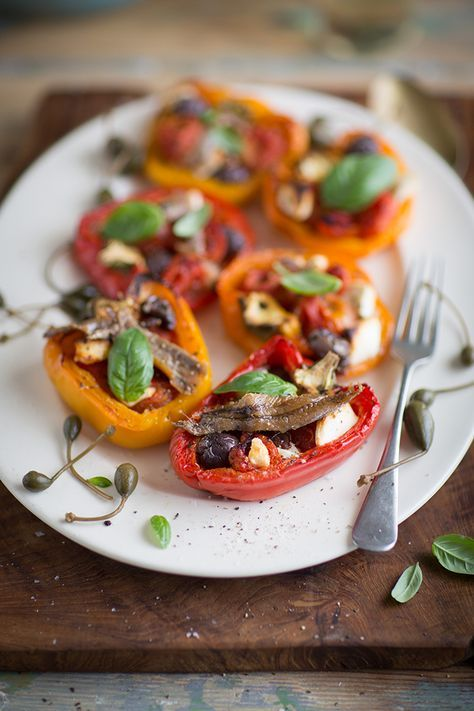 Whenever peppers are in season or if there are excess lying around, I always default to this amazing Simon Hopkinson recipe for Piedmontese peppers. It really is my all time favourite way to eat th…