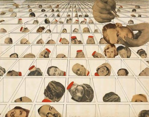 Dadaism:  involved visual arts, literature, poetry, art manifestoes, art theory, theatre, and graphic design, and concentrated its anti-war politics through a rejection of the prevailing standards in art through anti-art cultural works.