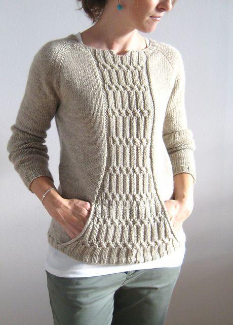 Ravelry: Miranda pattern by Josée Paquin