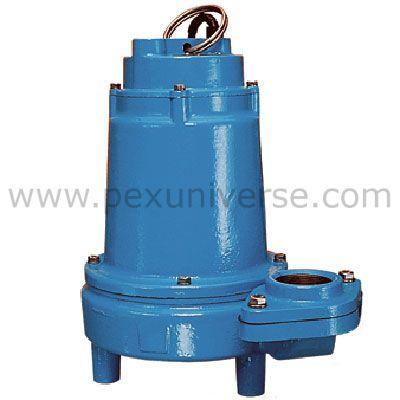 16EH-CIM Manual Effluent Pump w/ 20' cord, 1 HP, 230V