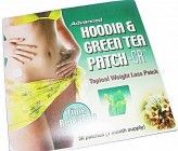 Hoodia Green Tea 30 days Diet Patches Fast Weight Loss!