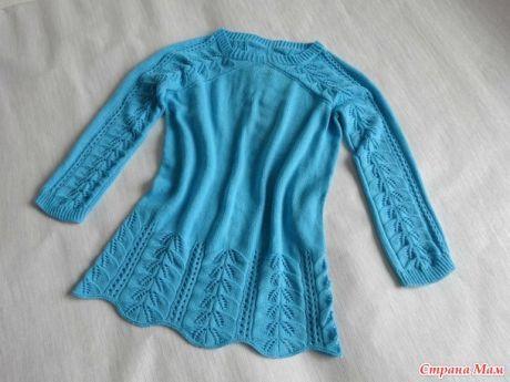 """Finalmente """"openwork sulle maniche e sulla schiena""""!  - Knitting - Mamme di campagna"""