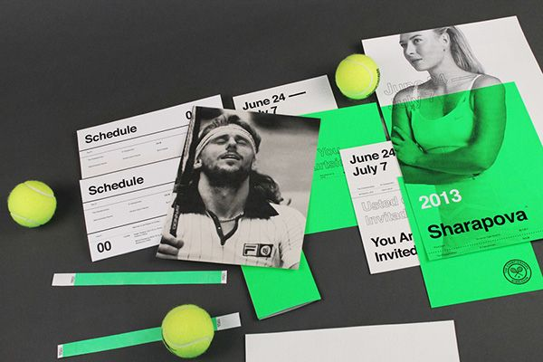 The Championships on Behance