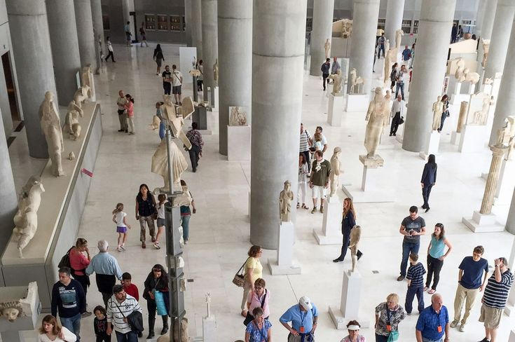 Greek Museums, Sites See Rise in Visitors, Revenue in 2017