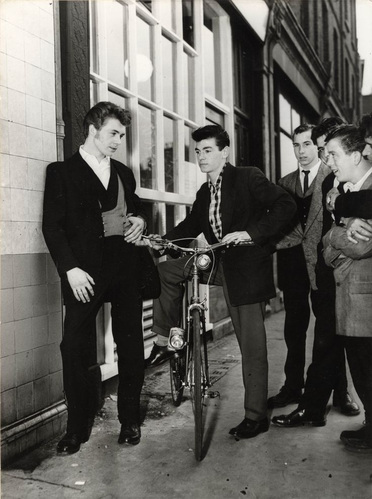 London #style #menswear #fashion #dandy #teddyboy #boys #men ...