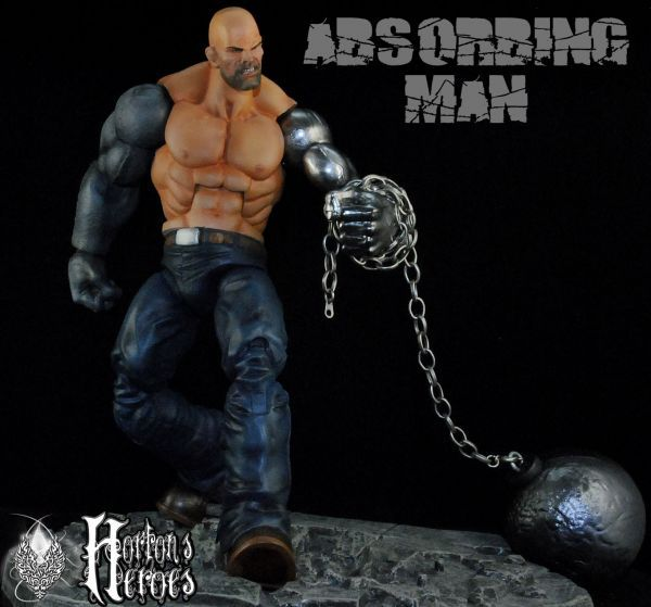 Absorbing Man (Marvel Legends) Custom Action Figure