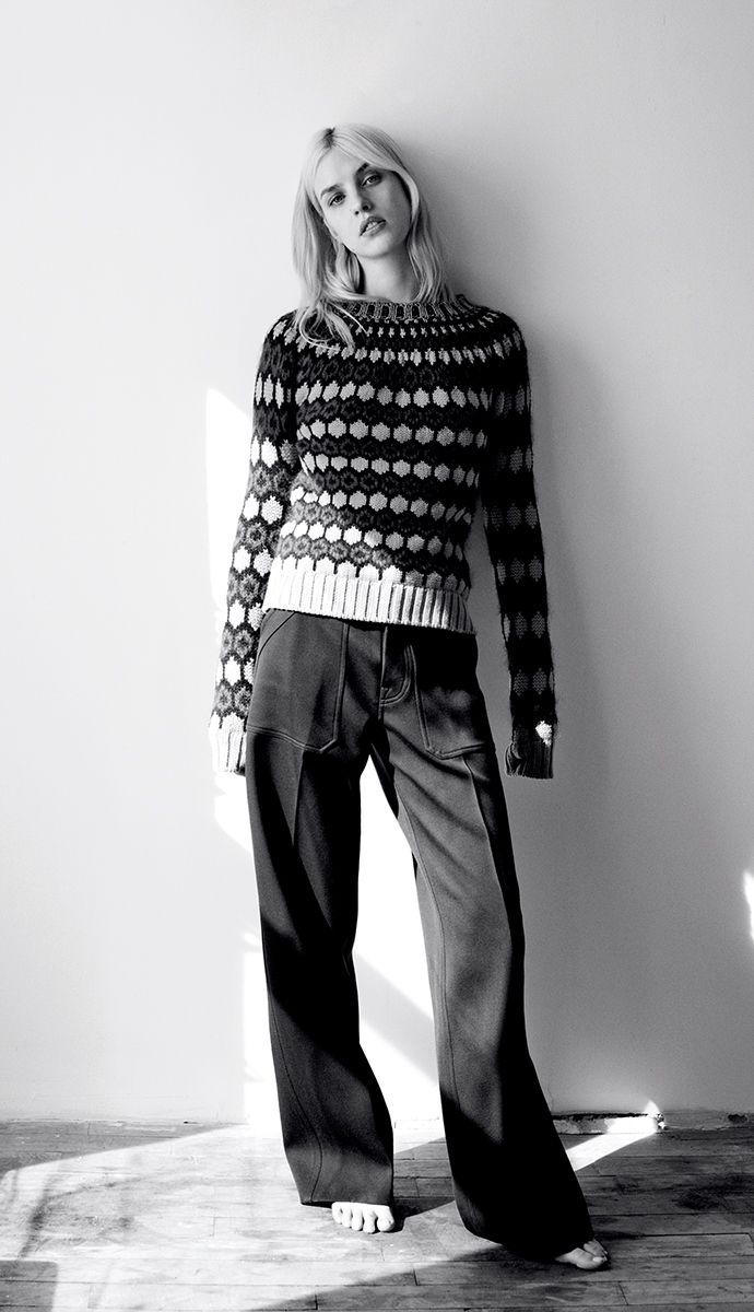 Knit Picky: Julia By Matteo Montanari For Wsj May 2015