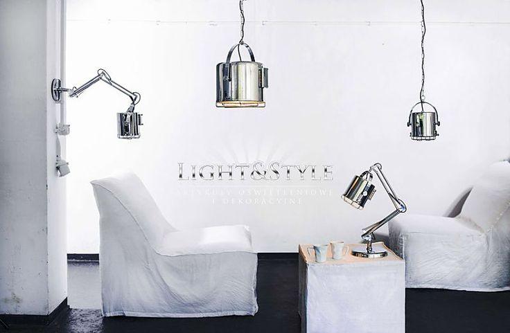Kaspa MARINE lampka stojąca 40204103 - Sklep Light & Style
