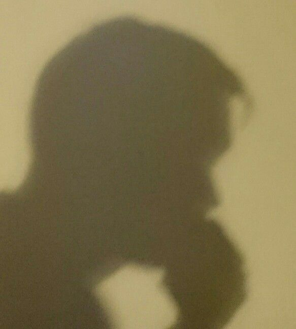 The shadow.