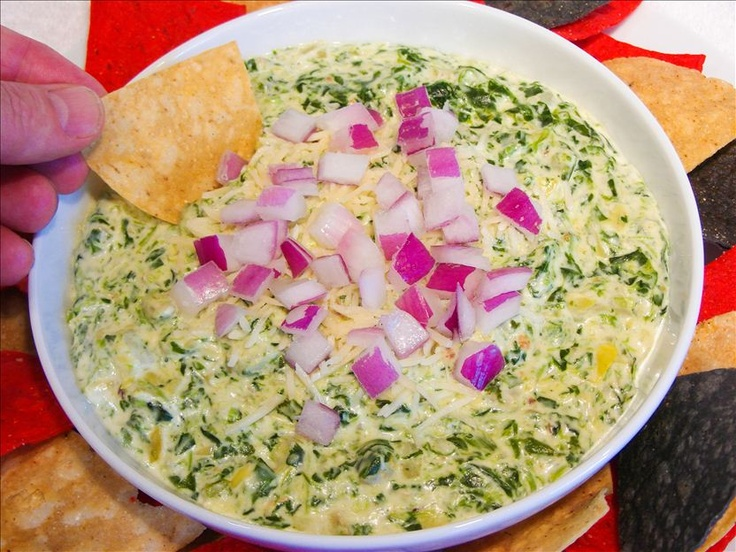 Red Robin Creamy Artichoke & Spinach Dip Recipe