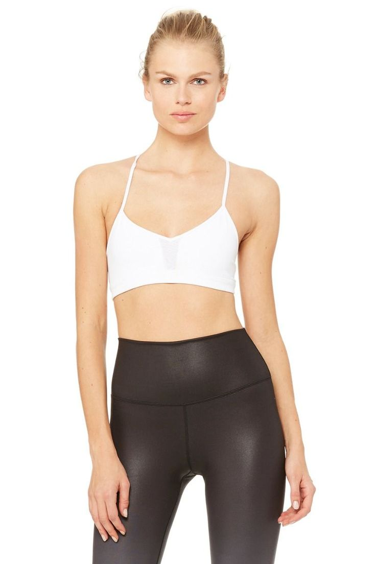 <p>A bra worth worshipping, fit for a goddess like you. Inspired by Bikram Yoga, the Goddess Bra is a low-impact style with worship-worthy cooling. Strappy crisscrossing and lightweight, four-way stretch fabric make it a great layering piece that keeps you in place without restricting mobility.</p>