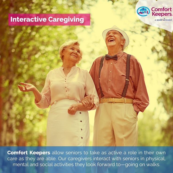 Interactive Caregiving™ raises seniors' quality of life and independence to a level higher than typical home care. Like other home care providers, Comfort Keepers® delivers essential personal care, companionship and housekeeping services that help seniors live at home. Through Interactive Caregiving, our caregivers, Comfort Keepers, fully engage and interact with seniors in their care.  #ComfortKeepers #Caregiving #InHomeCare