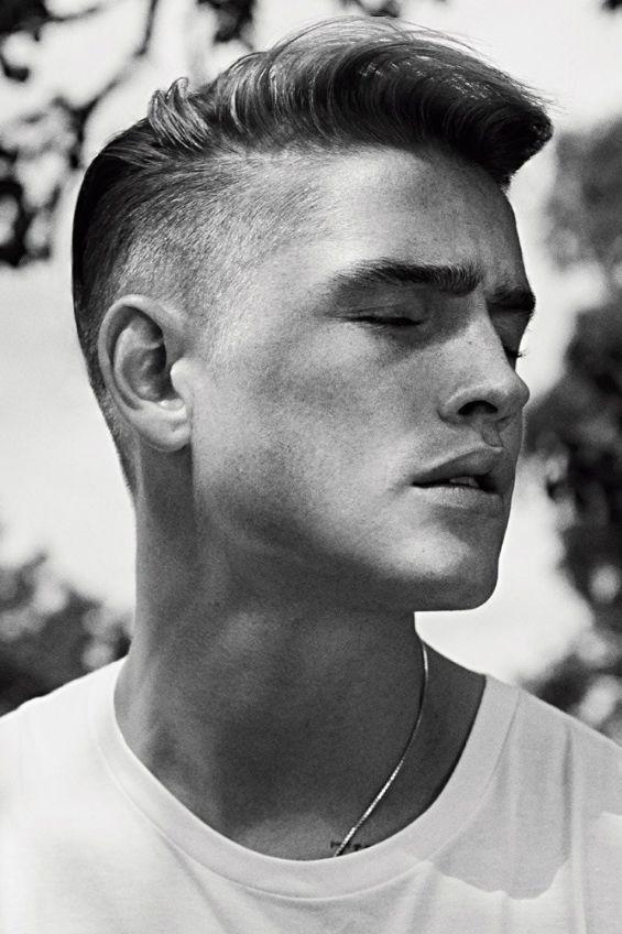 MEN HAIRCUT 2015 UNDERCUT - Best Men Hairstyle Ideas 2015